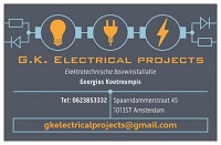G.K Electrical Projects