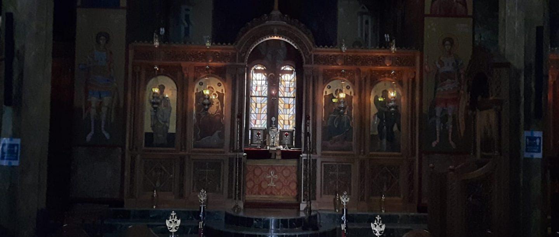 Ενορία Αγίου Νικολάου – Parochie Heilige Nicolaas – Parish of Saint Nicolas